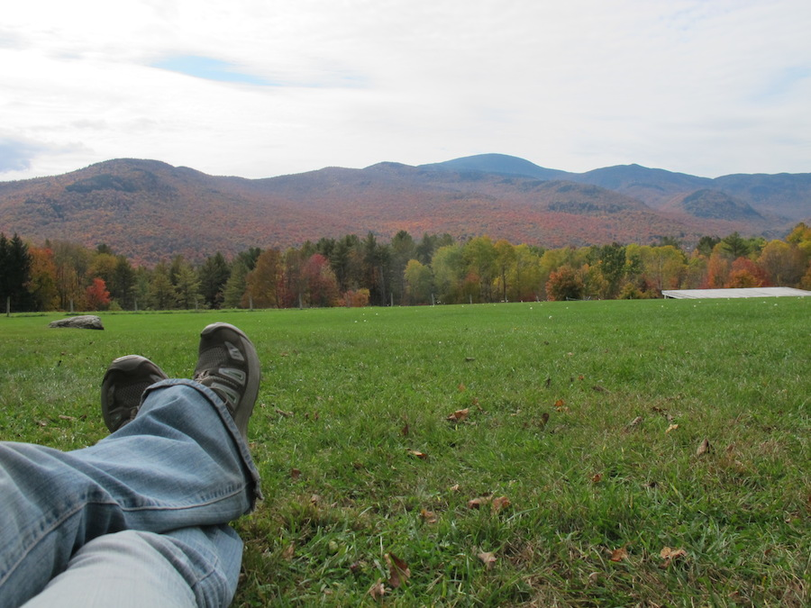 Nap in Stowe