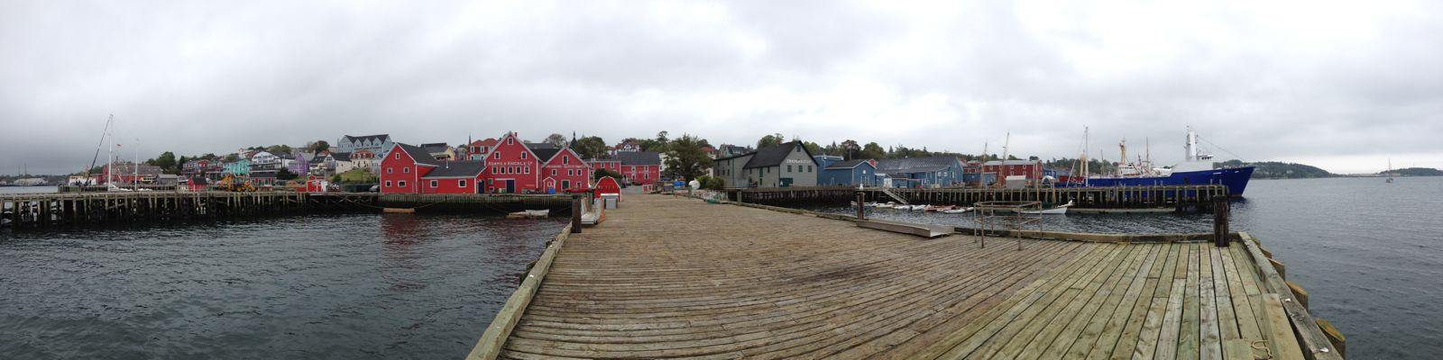 Lunenburg Panorama
